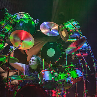 Vinny Appice - Last in Line, Resurrection Kings. Rick Derringer, Axis, Black Sabbath, Dio, Hear 'n Aid, Flesh & Blood, World War III, Heaven & Hell, Circle of Tyrants, Kill Devil Hill, Big Noize, WAMI, Hollywood Monsters, Toehider, Joel Hoekstra's 13, Stonehand