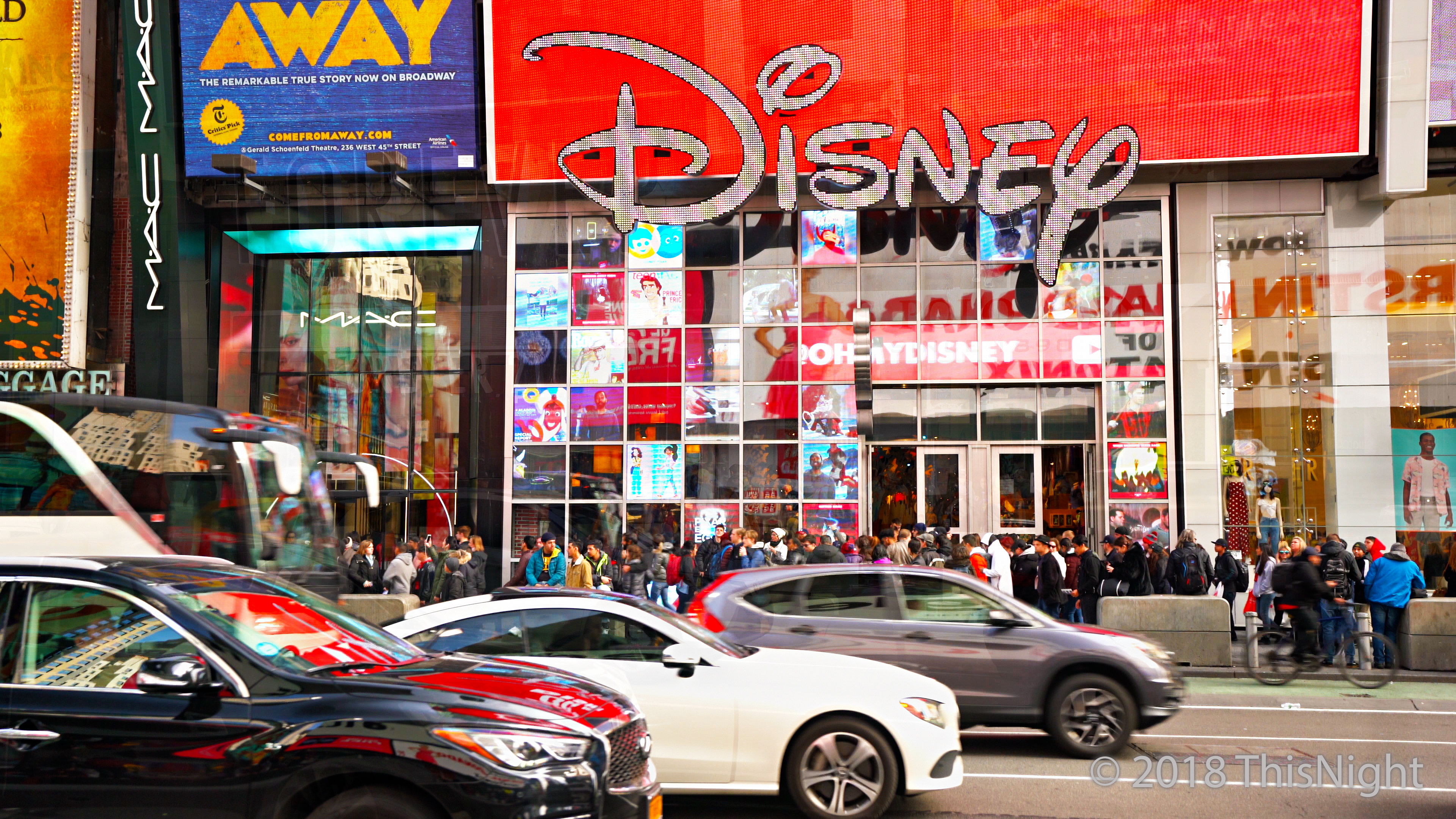 Disney. Store