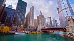 Chicago. Trump Building