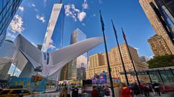 Modern Manhattan Downtown