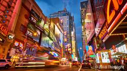 Manhattan Theater District