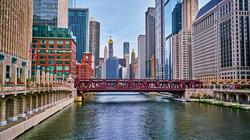 Chicago. Bridge