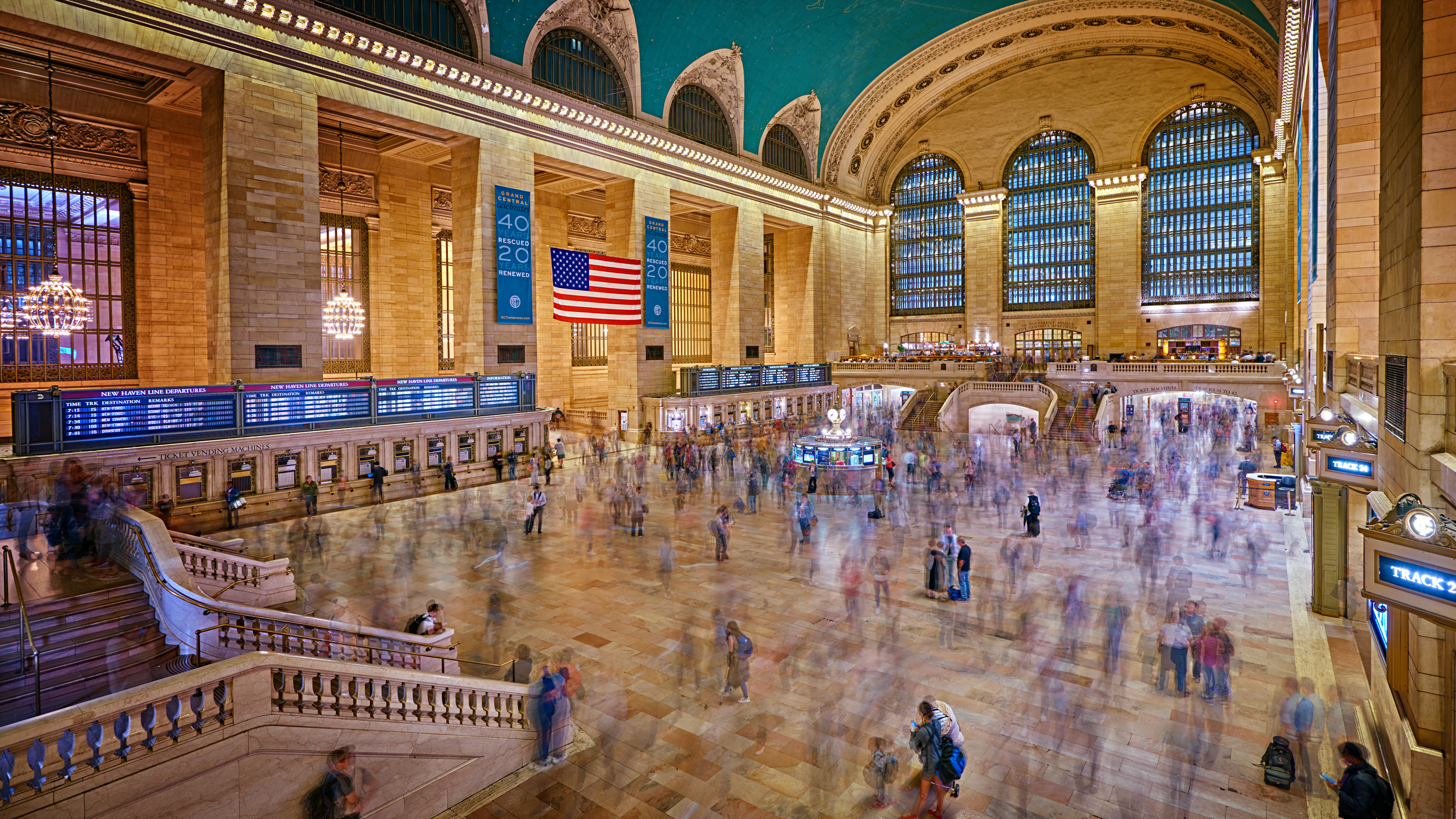 Grand Central Station. New York