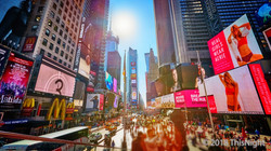 Times Square. Grand view