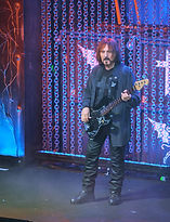 Geezer Butler - Black Sabbath, GZR, Geezer Butler Band, Ozzy Osbourne, Heaven & Hell, Rare Breed, Device