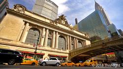 Grand Central Terminal. Hyatt Hotel.