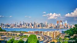 Manhattan Midtown from New Jersey