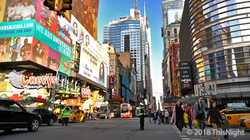 42nd street scenic