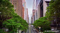 Classic View of 42 street