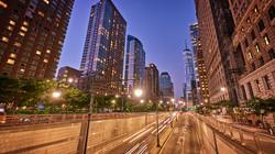 Manhattan Business District