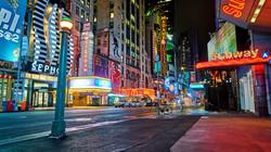 Night 42nd Street