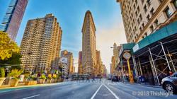 Madison Square. Flatiron Building