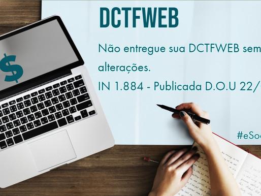 Alteração na obrigatoriedade da DCTFWeb para empresas do Grupo 2
