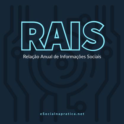 Novidades no Sistema da RAIS, ano-base 2019
