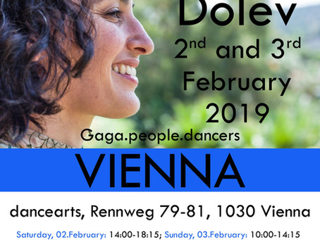 02.-03. February 2019 Gaga in VIENNA