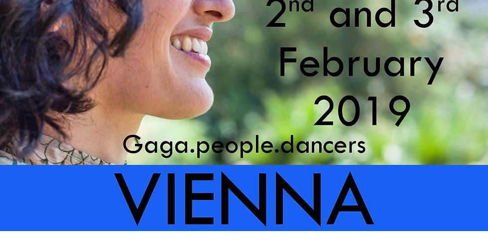 Gaga 02.-03.February 2019 in Vienna