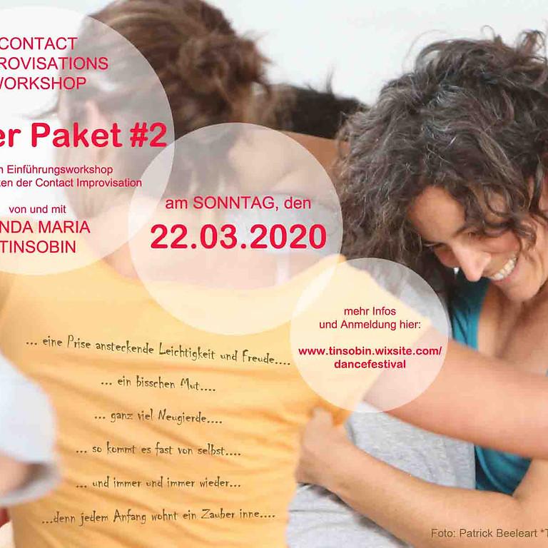 Contact Improvisations Workshop
