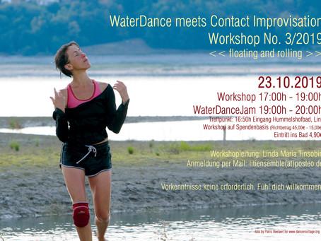 WaterDance meets Contact Improvisation