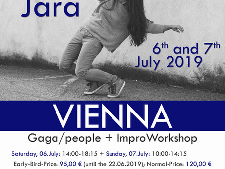 Gaga-Weekend in Vienna July 2019