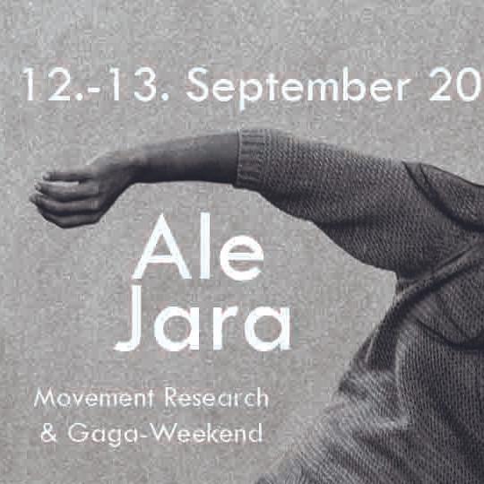September Gaga-Weekend Vienna