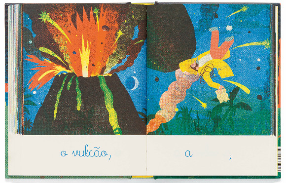 O silêncio na literatura infantil