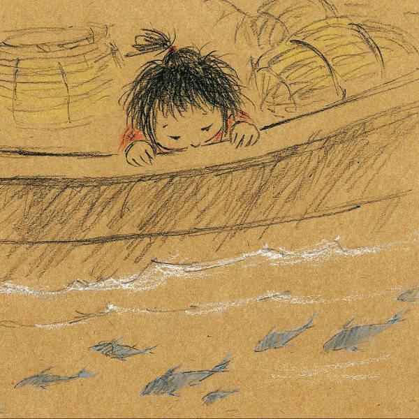 """Lúcia Hiratsuka: """"O movimento de abrir, olhar, folhear um livro nos conecta com uma pausa dentr"""