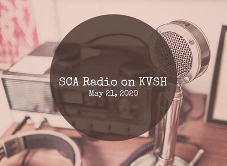 May 21, 2020 - Radio Spot