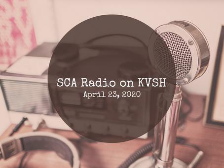 Sandhills Cattle Radio - April 23, 2020