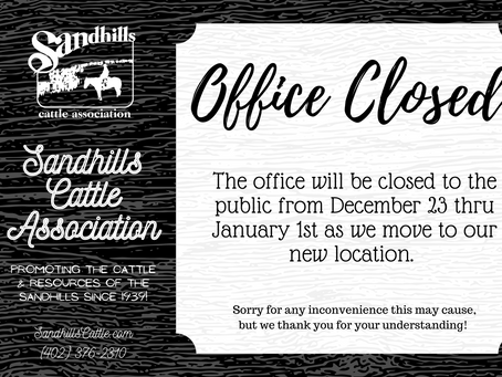 Office Closed to Public