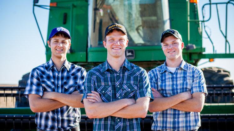 Speakers Sponsor: Peterson Farm Brothers!