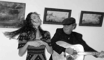 Veronika Bellova & Ed Kliman