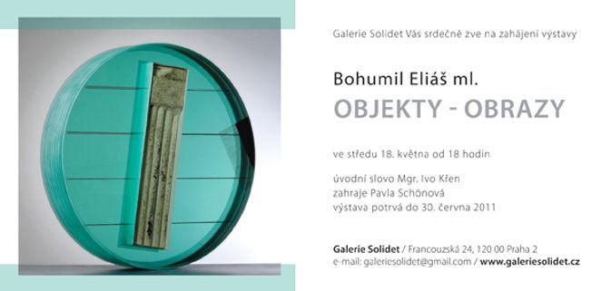 Bohumil Eliáš ml. Galerie Solidet