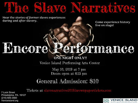 The Slave Narratives Encore 2019.jpg