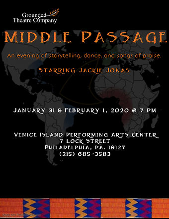 Middle Passage Flyer - Made with PosterM