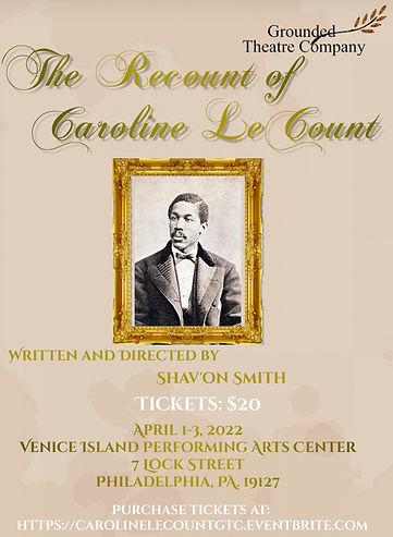 The Recount of Caroline Lecount flyer Updated.jpg