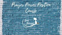 Prayer Power Position