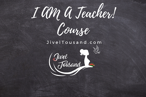 I Am a Teacher!