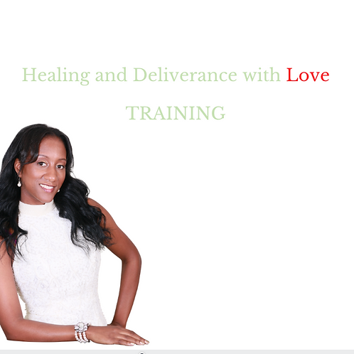 Healing and Deliverance with Love I
