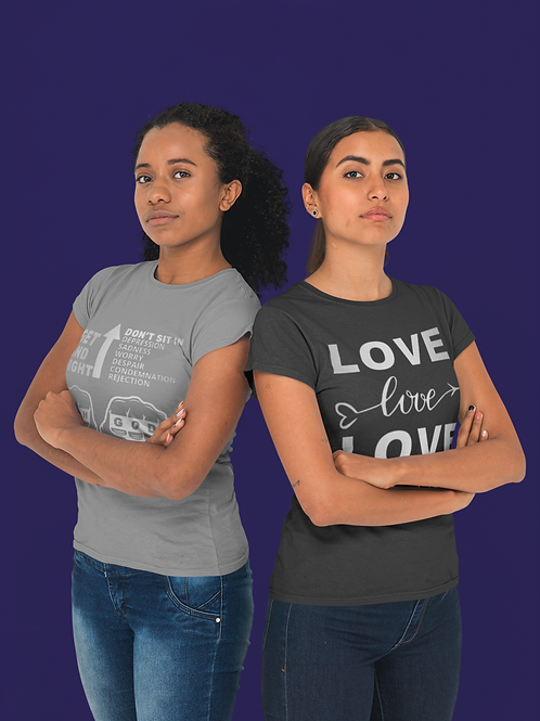 New Year Bundle - ( XL)  Don't Sit In It & Love, Love, Love