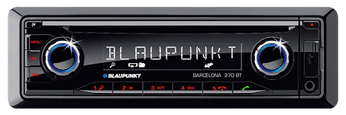 BARCELONA 270 BT Car Radio