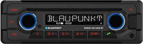 DUBAI 324 Heavy Duty Car Radio