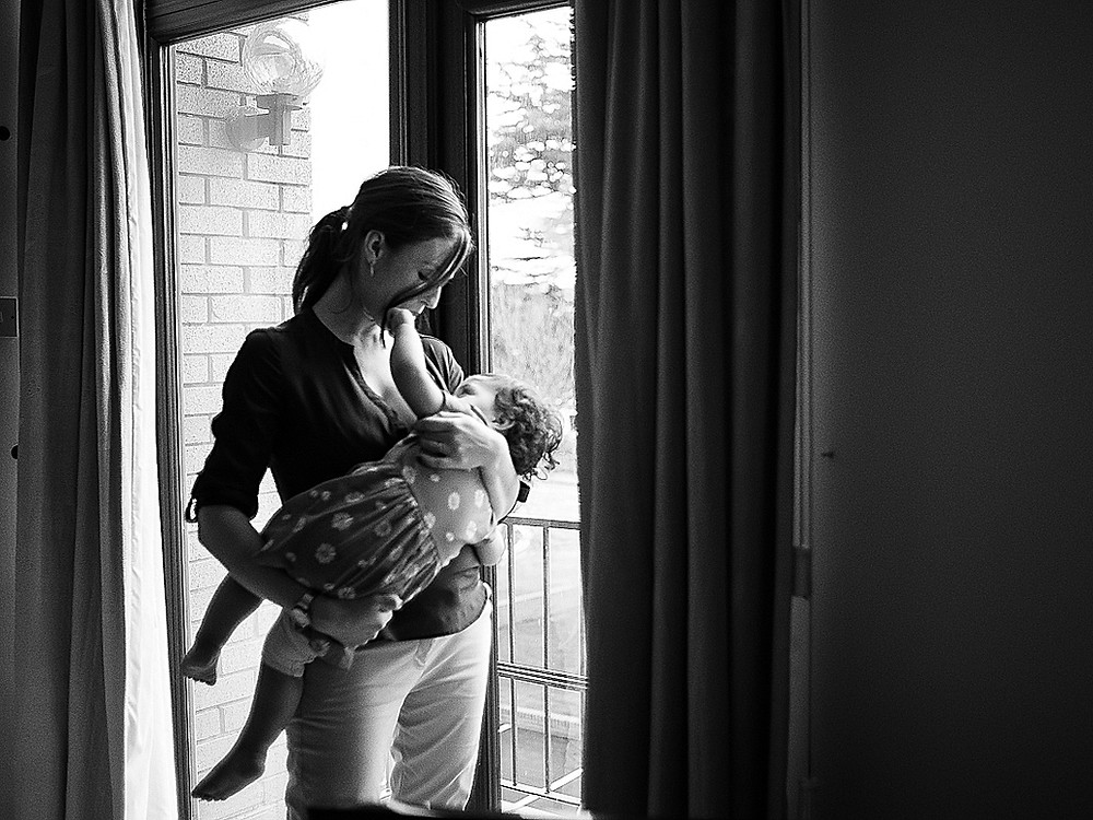 Breastfeeding An Act Of Love - Photography project by Family Photographer Camila Lee