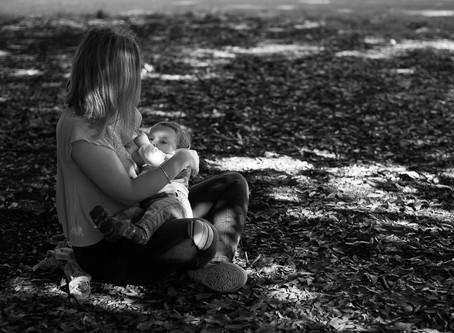 Breastfeeding In Public Is OK