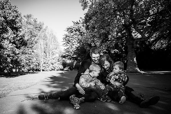 Family Session by Camila Lee - Dublin -