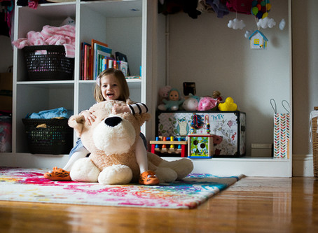 5 Reasons to Have a Family Photoshoot at Home