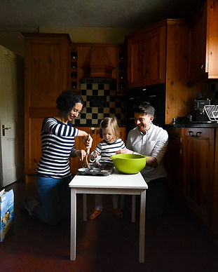 Family Photography at Home in Dublin by