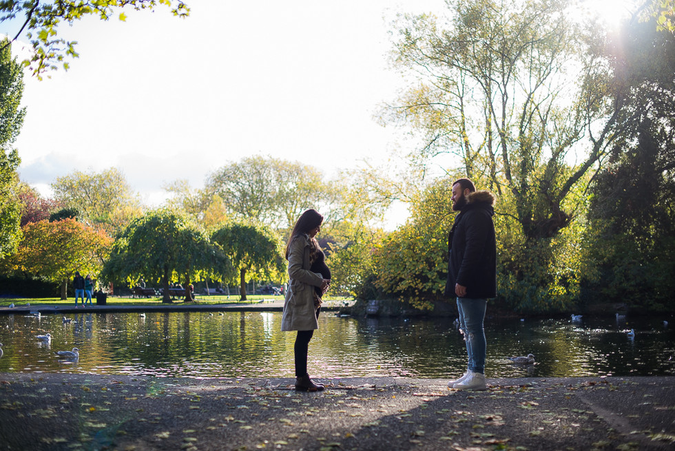 Maternity Photography in Dublin by Camila Lee