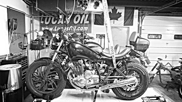 mechanic job in toronto motorcycle