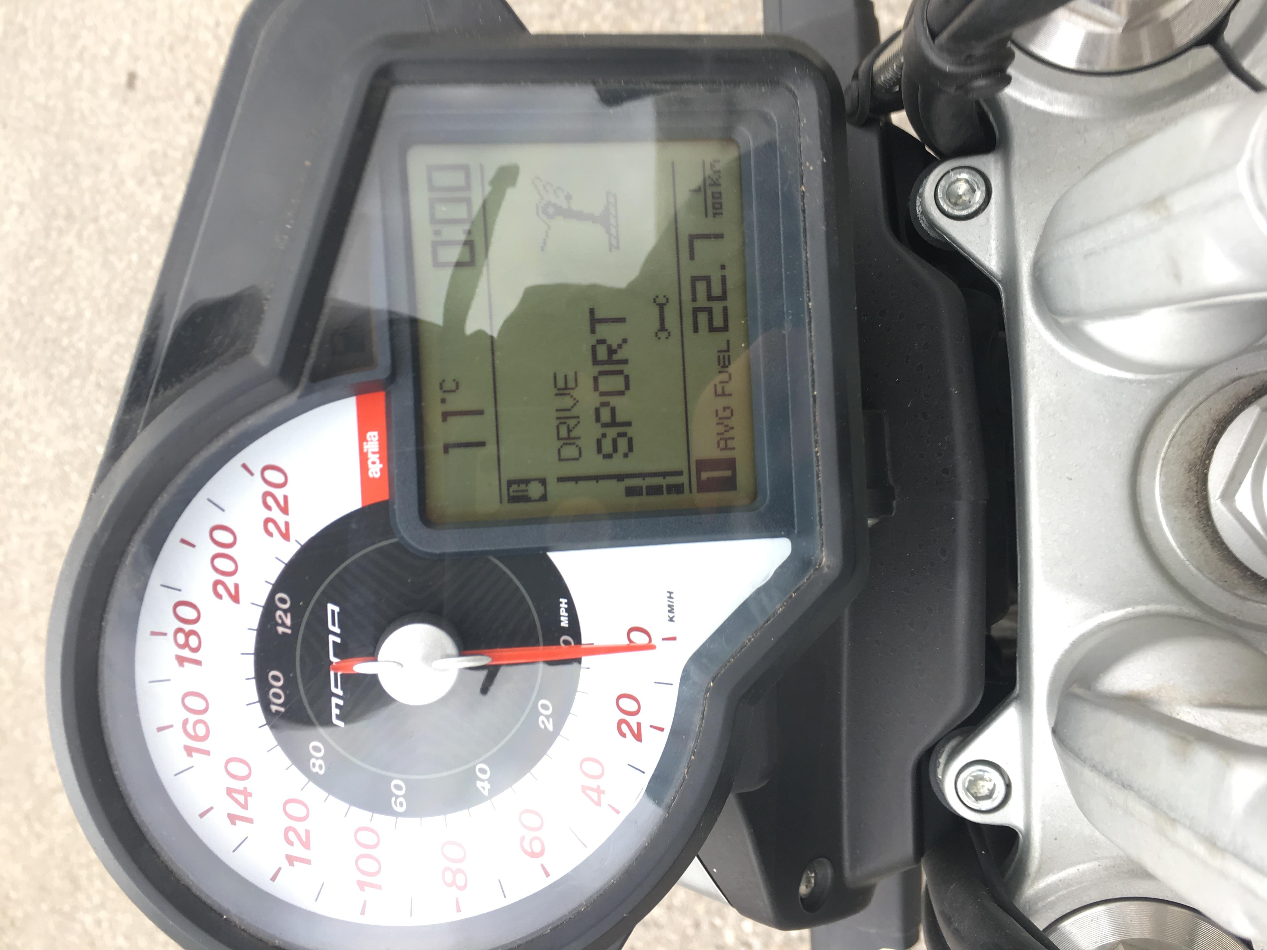 Aprilia 2009 Mana 850