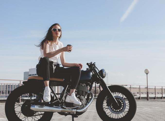 TORONTO MOTORCYCLE CAFE